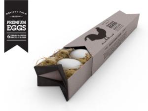 huevos original packaging