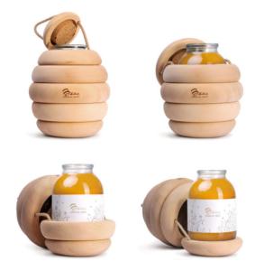 miel original packaging