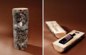 vino madera original packaging